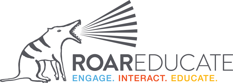 Roar Educate logo